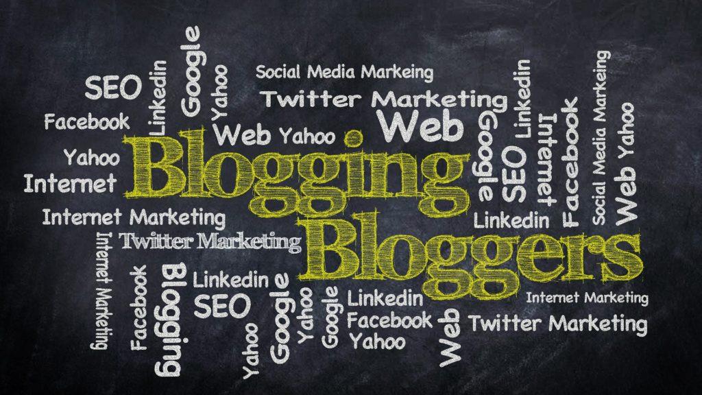 Blogs SEO writing online