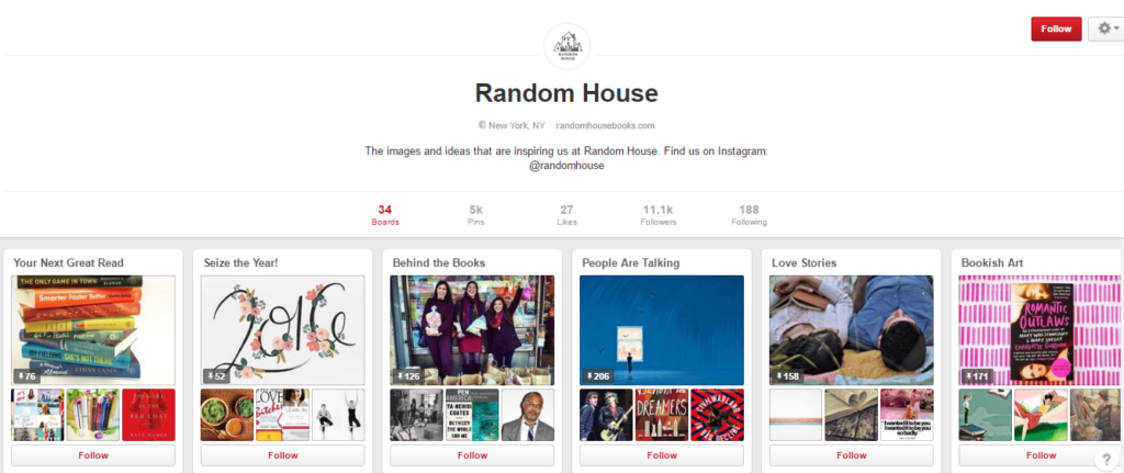 random house on pinterest