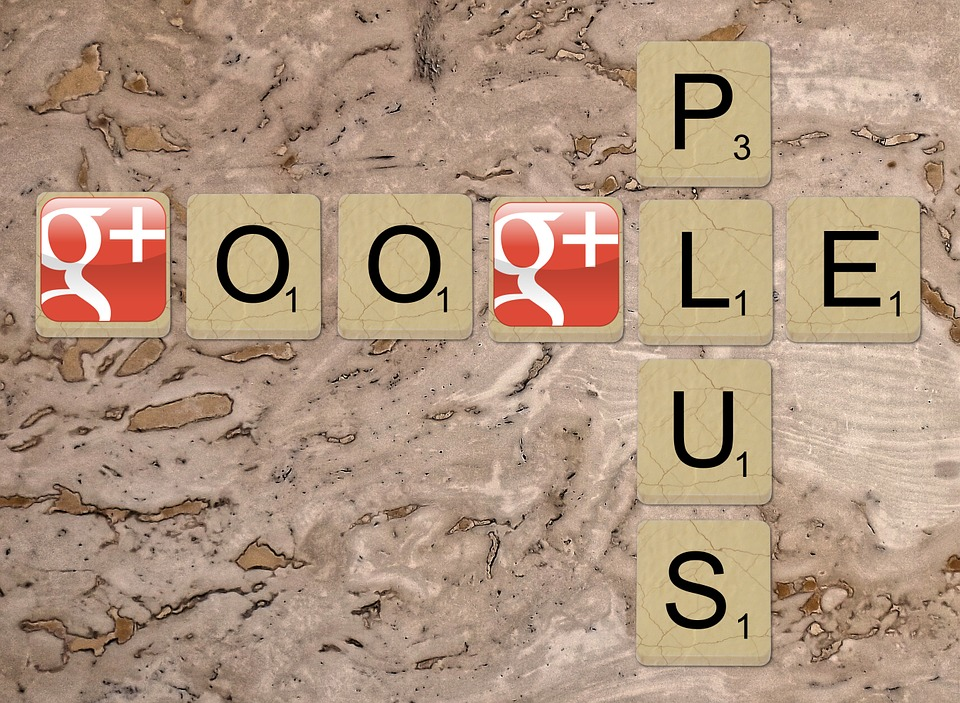 Google+ Scrabble pieces – 3 Quick Tips for Growing Your Google+ Audience