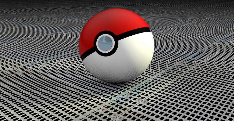 Pokemon ball – Pokémon GO: How to see Fads as Marketing Opportunities